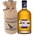 Langatun Old Eagle Single Cask Pure Rye (44%)