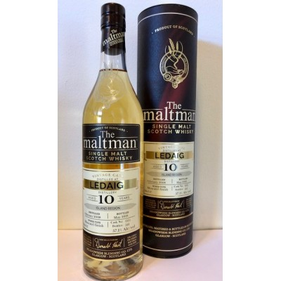 The Maltman Ledaig 10yo 2008 Moscatel Finish (57,1%)