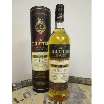 The Maltman Inchfad 14yo 2005 (52,1%)