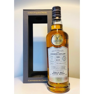 Connoisseurs Choice Cask Strength Longmorn 19yo 1999 (60,3%)