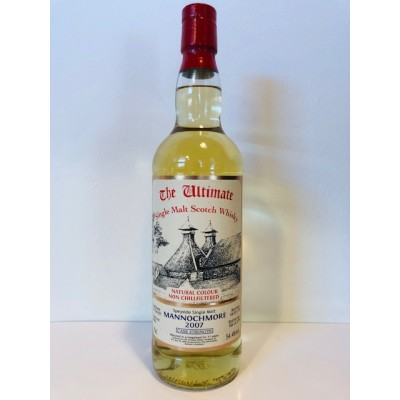 The Ultimate Mannochmore 11yo 2007 #6682 (54,4%)
