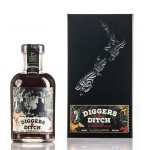 The New Zealand Whisky Collection Diggers & Ditch Double (50cl)