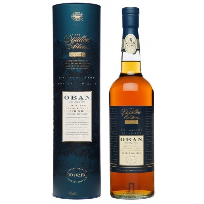 Oban Distillers Edition 2003 - 2017