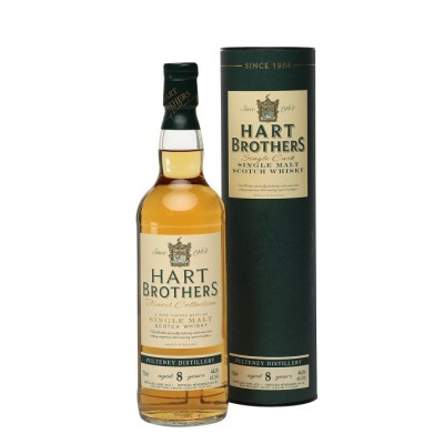 Hart Brothers Pulteney 8yo 2011