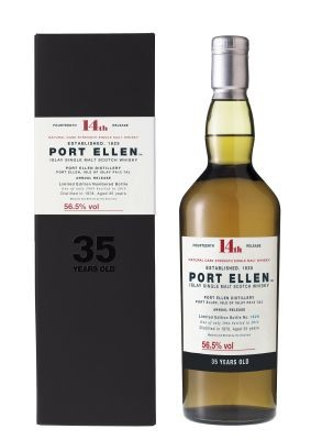 Port Ellen 35yo 14th Special Release 1978 - 2014 (56,5%)
