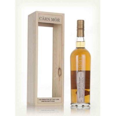 "Carn Mor ""Celebration of the Cask"" Speyside 25yo 1991 (62,5%)"