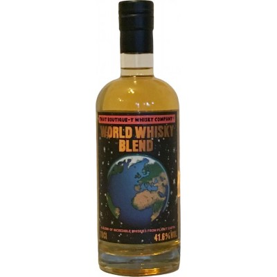 That Boutique- y Whisky Company World Whisky Blend