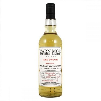 Carn Mor Strictly Limited Tamnavulin 9yo 2009