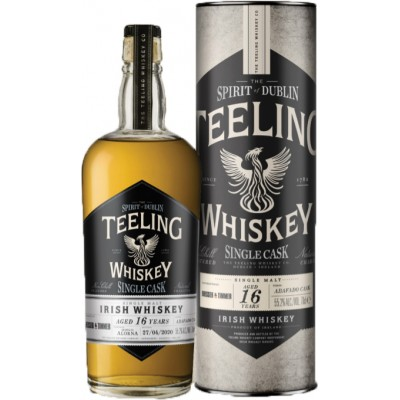 Teeling 16yo 2003 Ex-Abafado Casks Finish Single Cask for Bresser & Timmer (55,2%)