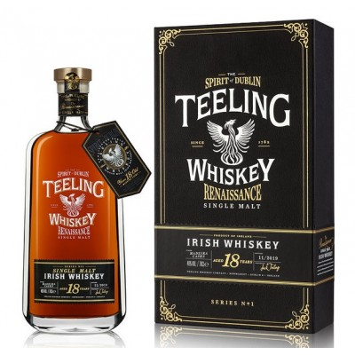Teeling Renaissance Series No. 2 18yo Shiraz Wine Finish