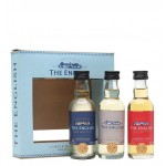 The English Whisky Company Giftpack (3x5cl)