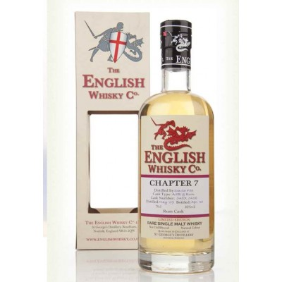 The English Whisky Company Chapter 17