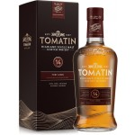 Tomatin 14yo Port Wood Finish