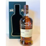 Tomatin 19yo 2000 Single Cask for Bresser & Timmer Finished in a Verdejo Dechar Rechar Cask (54,4%)