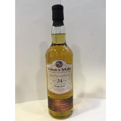 Valinch & Mallet Lost Drams Collection Tomatin 24yo 1990 (56,2%)