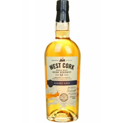 West Cork 12yo PX Sherry Cask Finish