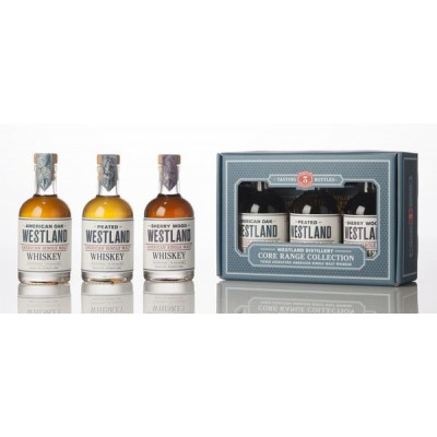 Westland Core Range Collection Giftpack (3x20cl)