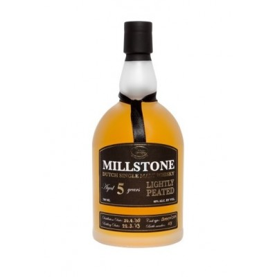 Millstone Lightly Peated 5yo
