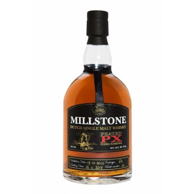 Millstone Peated PX Sherry