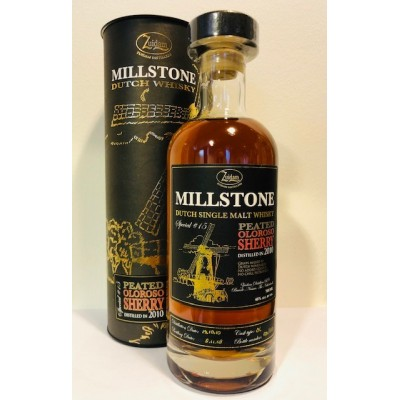Millstone Special No. 15 Peated Oloroso Sherry 2010
